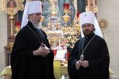 Митрополит Волоколамский Иларион: Для того, чтобы придать новый импульс миссионерской работе, по всей России создаются новые епархии и новые митрополии