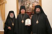 Между Русской и Кипрской Православными Церквами заключено соглашение о развитии паломнических поездок