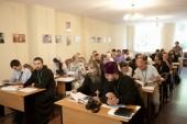Открылись курсы повышения квалификации для сотрудников информационных подразделений Митрополичьего округа в Республике Казахстан