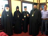 Завершилось пребывание делегации Кипрской Православной Церкви в России