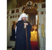 Предстоятель Православной Церкви в Америке посетил кафедральный собор Сурожской епархии