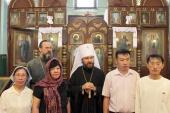 Впервые за полвека архиерейская литургия совершена в Покровском храме Харбина