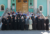 Курсы повышения квалификации для сотрудников епархиальных пресс-служб впервые прошли за пределами России