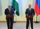 Президент России и глава Палестинской национальной администрации открыли Российский центр науки и культуры в Вифлееме