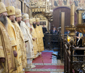 Проповедь Святейшего Патриарха Кирилла в день памяти святителя Ионы, митрополита Московского