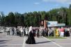 Посещение мемориального комплекса «Хацунь»