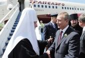 Завершился Первосвятительский визит Святейшего Патриарха Кирилла в Брянскую епархию