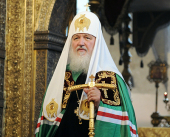 Проповедь Святейшего Патриарха Кирилла в день памяти святителя Иова, патриарха Московского, в Успенском соборе Московского Кремля
