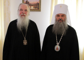 Управляющий делами Московской Патриархии побывал в Костромской епархии