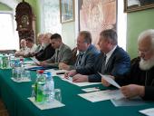 В Московской духовной академии прошло выездное заседание Комитета Государственной Думы РФ по делам общественных объединений и религиозных организаций