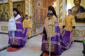 Епископ Шуйский Никон прибыл к месту служения