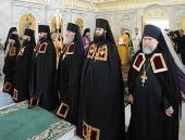 Слово архимандрита Софрония (Китаева) при наречении во епископа Губкинского и Грайворонского