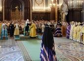 Слово Святейшего Патриарха Кирилла при вручении архиерейского жезла Преосвященному Илариону (Кайгородцеву), епископу Кинешемскому и Палехскому