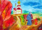 Состоялся финал конкурса детского творчества «Красота Божьего мира» для православных детских приютов