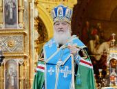 Слово Святейшего Патриарха Кирилла перед открытием II Общецерковного съезда по социальному служению