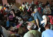 Для разбора помощи в Крымске срочно нужны добровольцы