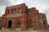 Строительство Иверского храма при Академии ФСБ России в Москве будет завершено до конца 2013 года