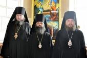 Епископ Кинешемский и Палехский Иларион прибыл к месту служения