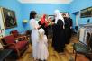 Встреча Святейшего Патриара Кирилла с руководителями учебных заведений Смоленской епархии