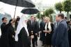 Святейший Патриарх Кирилл завершил свой визит в Смоленскую епархию.