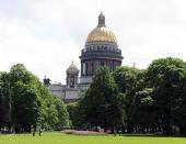 В Исаакиевском соборе Петербурга совершена миссионерская Литургия