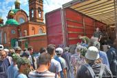 Церковный штаб помощи пострадавшим в Крымске предоставил адресную помощь 340 семьям
