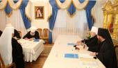 Синод Украинской Православной Церкви утвердил решение об открытии в Киеве подворья Свято-Пантелеимонова на Афоне монастыря