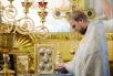 Патриаршее служение в праздник Казанской иконы Божией Матери в Богоявленском соборе г. Москвы. Хиротония архимандрита Савватия (Загребельного) во епископа Тарского