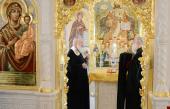Встреча Святейшего Патриарха Кирилла c Блаженнейшим Патриархом Александрийским Феодором II