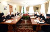 ЖУРНАЛЫ заседания Священного Синода от 26 июля 2012 года
