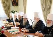 Решением Священного Синода образованы новые митрополии и епархии Русской Православной Церкви