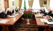 Заявление Священного Синода в связи с событиями в Таджикистане