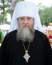 Вениамин, митрополит Оренбургский и Саракташский (Зарицкий Владимир Николаевич)