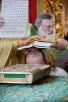 Первосвятительский визит в Нижегородскую митрополию. Литургия в Серафимо-Дивеевском монастыре. Хиротония архимандрита Питирима (Творогова) во епископа Душанбинского