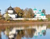 Архимандрит Тихон (Шевкунов): Снетогорский монастырь может стать примером грамотного совместного использования памятников