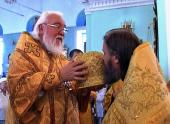 Игумен Филарет (Коньков), избранный епископом Барышским и Инзенским, возведен в сан архимандрита