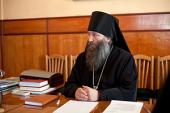 Епископ Арсеньевский Гурий: «Встречи с прихожанами — всегда в радость!»