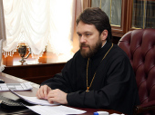 Митрополит Волоколамский Иларион: Россияне и поляки должны двигаться навстречу друг другу как христиане и родственники