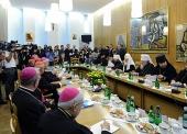 Состоялась встреча Святейшего Патриарха Кирилла с членами Президиума Польской католической епископской конференции