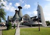 Святейший Патриарх Московский и всея Руси Кирилл посетил Троицкий собор в польском городе Гайновка