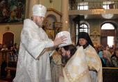 Игумен Вениамин (Королев), избранный епископом Железногорским и Льговским, возведен в сан архимандрита