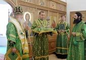 Слово Святейшего Патриарха Кирилла в Савватиевой пустыни Спасо-Преображенского Соловецкого монастыря