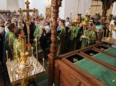 Слово Святейшего Патриарха Кирилла в день памяти преподобных Зосимы, Савватия и Германа Соловецких