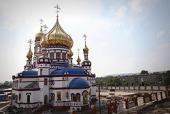 Храм в память о погибших шахтерах построен в Новокузнецке