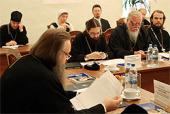 Состоялось первое заседание оргкомитета XXI Международных Рождественских образовательных чтений