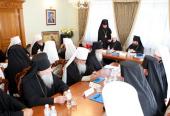 Священный Синод Украинской Православной Церкви учредил Вознесенскую епархию УПЦ и избрал новых викариев Киевской митрополии