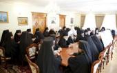 Обращение Священного Синода Украинской Православной Церкви к православным гражданам в связи с предстоящими выборами в Верховную Раду Украины