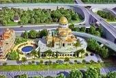 Освящен закладной камень в основание храма, строящегося рядом с Олимпийским парком в Сочи