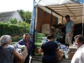 Отдел внешних церковных связей принимает участие в оказании помощи пострадавшим от наводнения жителям Крымска