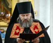 Слово архимандрита Филарета (Конькова) при наречении во епископа Барышского и Инзенского